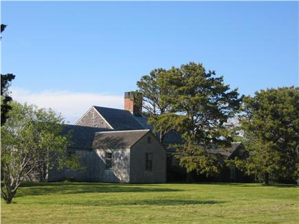 West Tisbury Martha's Vineyard vacation rental - First floor bedrooms sited quietly at far west end of house