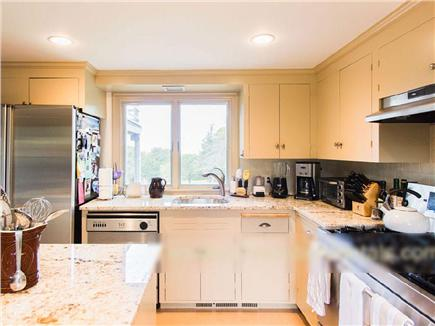 West Tisbury Martha's Vineyard vacation rental - Newly remodeled gourmet kitchen