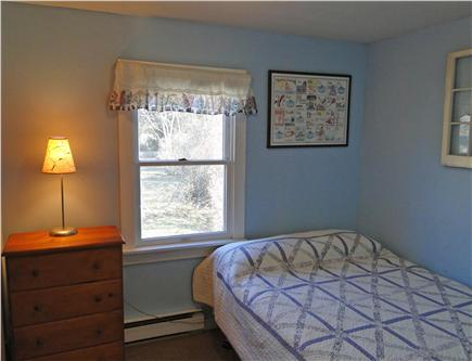 Edgartown Martha's Vineyard vacation rental - Blue Bedroom, double bed