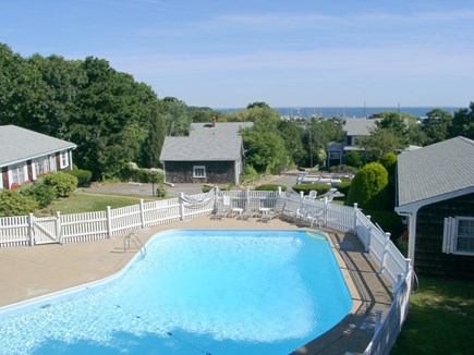 Vineyard Haven Martha's Vineyard vacation rental - Pool Overview