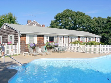 Vineyard Haven Martha's Vineyard vacation rental - Wonderful Pool