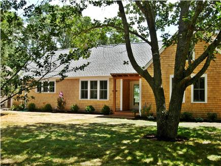 Edgartown Martha's Vineyard vacation rental - Front view of house