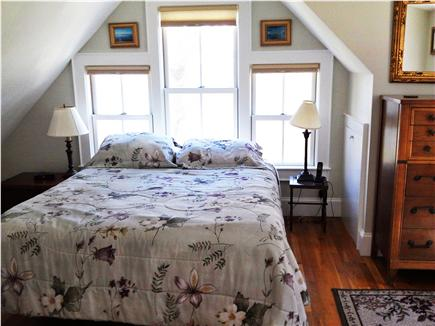 Edgartown Martha's Vineyard vacation rental - Upstairs BR