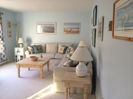 Edgartown Martha's Vineyard vacation rental - Living Room with new Sofas