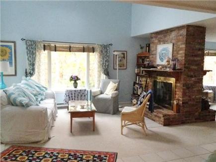Edgartown Martha's Vineyard vacation rental - Second Living Area