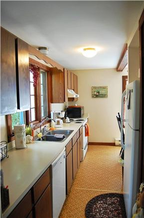 Oak Bluffs Martha's Vineyard vacation rental - Galley Kitchen that is fully stocked.