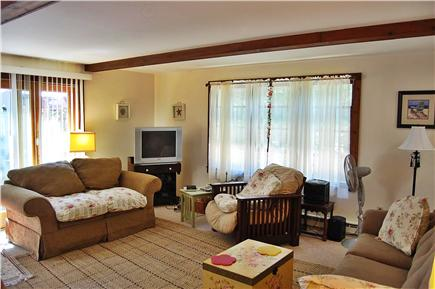 Oak Bluffs Martha's Vineyard vacation rental - Open Living Room area