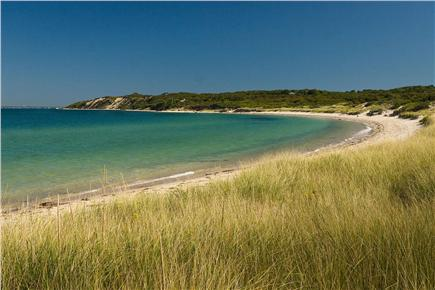 West Tisbury Martha's Vineyard vacation rental - Lambert's Cove Beach- private to W. Tisbury residents, is 3.6 mi