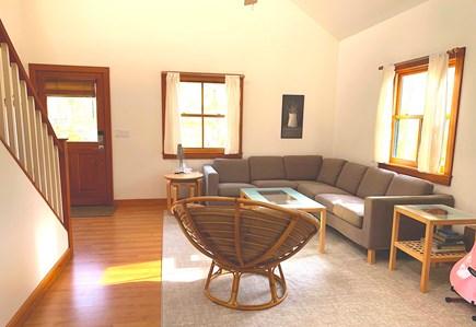 West Tisbury Martha's Vineyard vacation rental - Great room seating area