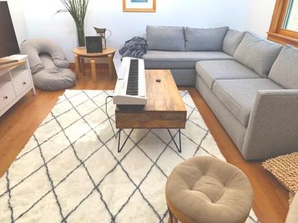 West Tisbury Martha's Vineyard vacation rental - Upstairs loft/tv room