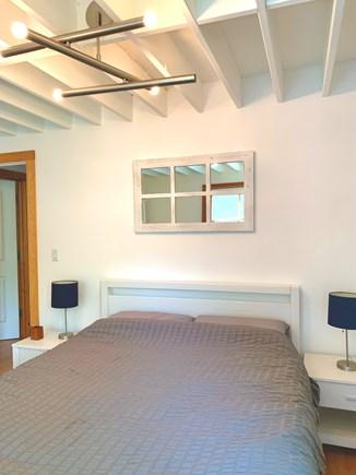 West Tisbury Martha's Vineyard vacation rental - Downstairs bedroom w queen bed #2