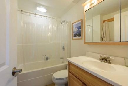 West Tisbury Martha's Vineyard vacation rental - Downstairs half-bath