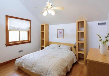 West Tisbury Martha's Vineyard vacation rental - Upstairs bedroom w queen