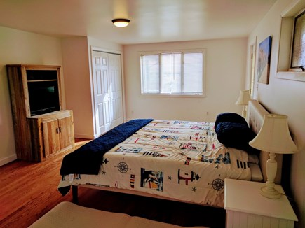 Oak Bluffs, East Chop Martha's Vineyard vacation rental - King Bedroom with View