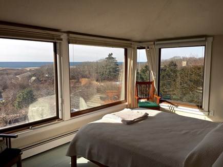 Aquinnah Martha's Vineyard vacation rental - Upstairs Bedroom