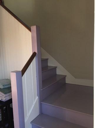 Aquinnah Martha's Vineyard vacation rental - Painted Stairs - Wonderful in Bare Feet