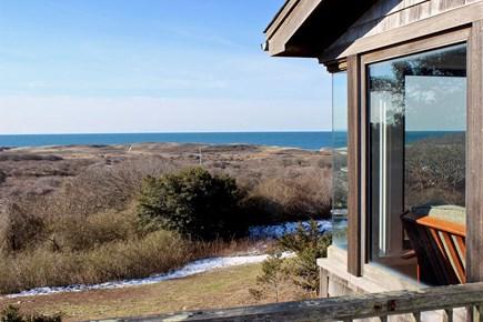 Aquinnah Martha's Vineyard vacation rental - View from Upstairs Deck