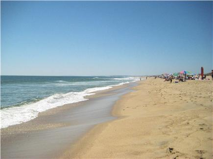 Edgartown Martha's Vineyard vacation rental - South Beach just 2 1/2 miles away, easy bike ride