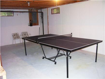 Edgartown Martha's Vineyard vacation rental - Ping pong anyone?