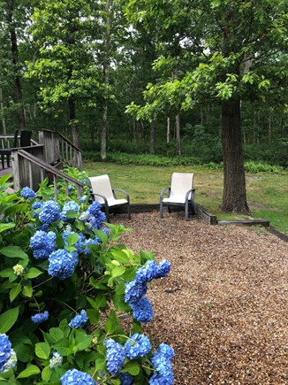 Oak Bluffs Martha's Vineyard vacation rental - Outdoor living