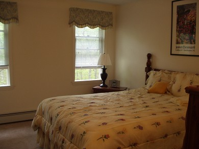Oak Bluffs Martha's Vineyard vacation rental - Bedroom 2 (Queen) 2nd fl