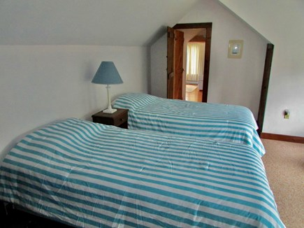 Katama, Edgartown Martha's Vineyard vacation rental - Bedroom #3 (Twin Beds)