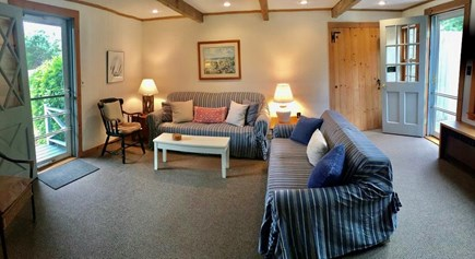 Katama, Edgartown Martha's Vineyard vacation rental - Family Room with Cable/Smart TV