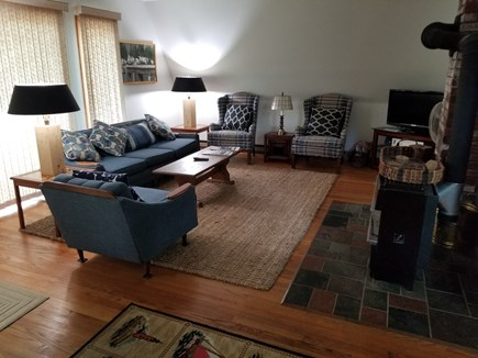 Oak Bluffs Martha's Vineyard vacation rental - Very comfortable retro style living room