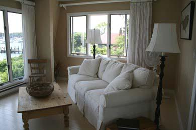 Oak Bluffs Martha's Vineyard vacation rental - Master bedroom sitting area