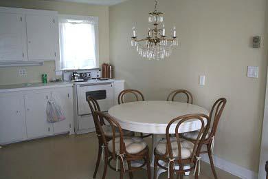 Oak Bluffs Martha's Vineyard vacation rental - Kitchen Clean! Clean! Oops, forgot to remove bag!