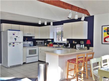 Katama - Edgartown Martha's Vineyard vacation rental - Open Kitchen to Dining Area