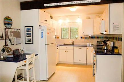 Chilmark Martha's Vineyard vacation rental - Newly renovated, fully equipped kitchen