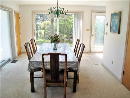Katama - Edgartown, Edgartown Martha's Vineyard vacation rental - Dining Room
