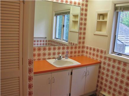 Katama - Edgartown, Edgartown Martha's Vineyard vacation rental - First floor bathroom