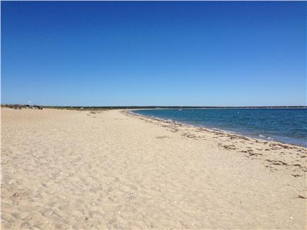 Edgartown Martha's Vineyard vacation rental - State Beach just a 5-minute drive (1.5 mile) from the house