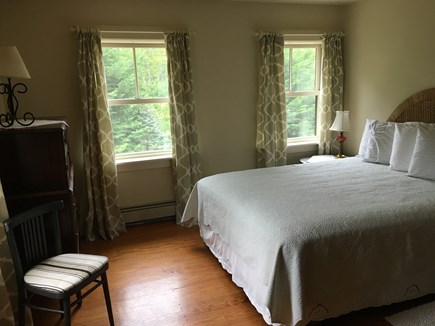 Edgartown Martha's Vineyard vacation rental - Queen room, bright, cozy, 2nd floor - quality beds in all rooms