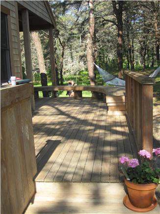 Madaket Nantucket vacation rental - Wrap Around Porch