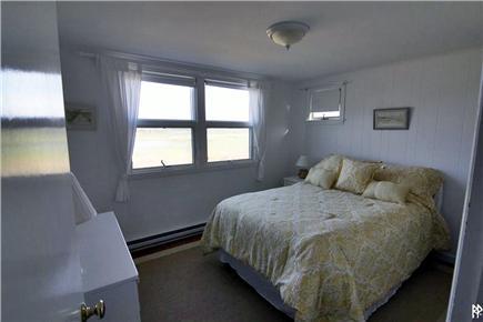 Madaket Nantucket vacation rental - Queen bedroom has great water views