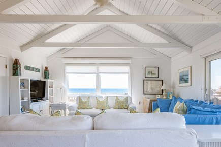 Madaket Nantucket vacation rental - Entire top floor has ocean view