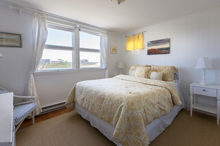 Madaket Nantucket vacation rental - Queen bedroom has great water views