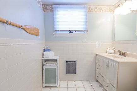 Madaket Nantucket vacation rental - Bathroom with shower
