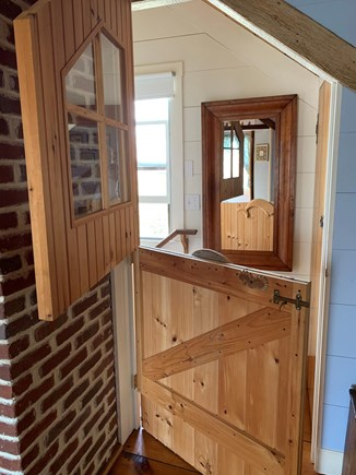 Nantucket town, Centre of Historic Nantucket Nantucket vacation rental - Doorway into/out of Master