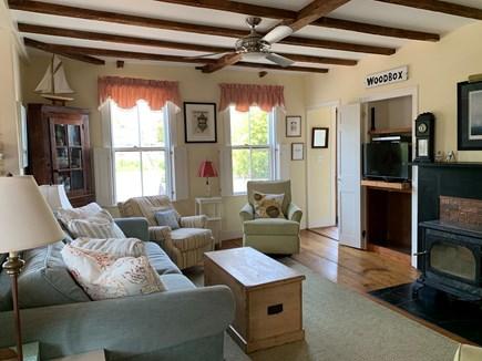 Nantucket town, Centre of Historic Nantucket Nantucket vacation rental - The Great Room