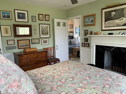 Nantucket town, Centre of Historic Nantucket Nantucket vacation rental - The Gallery Bedroom
