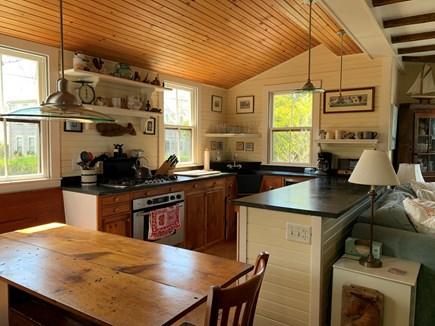 Nantucket town, Centre of Historic Nantucket Nantucket vacation rental - Kitchen
