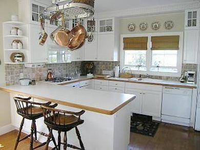 Siasconset Nantucket vacation rental - Kitchen