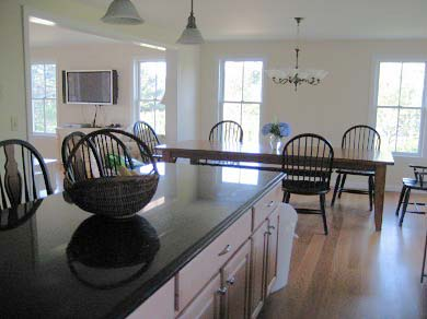 Cisco - Miacomet, Nantucket Nantucket vacation rental - Open concept main floor