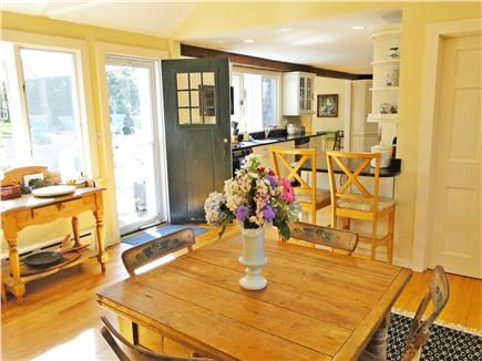 Nantucket town Nantucket vacation rental - Breakfast Room -Sunny, country antiques, extension of the kitchen