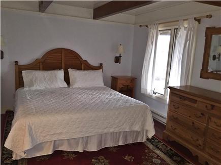 Madaket Nantucket vacation rental - Second master bedroom