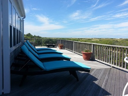 Dionis Nantucket vacation rental - Expansive Views from the Deck